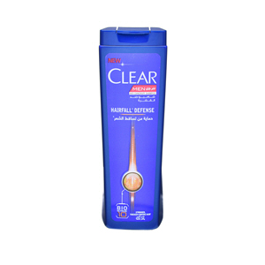 Clear Hairfall Defense For Men 400ml