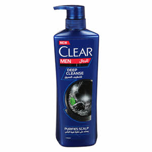 Clear Shampoo Deep Cleanse 700ml