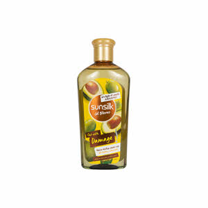 Sunsilk Ss Hair Oil Damage 250Ml