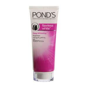 Pond's Flawless White Facial Foam Deep Whitening 100gm