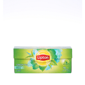 Lipton Green Mint Tea 1.5gm × 25'S