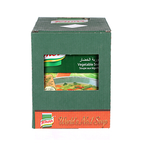 Knorr Soup Vegetable 42gm × 12'S