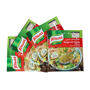Knorr Salad Seasoning  Vineger with Paprika 10gm × 4'S