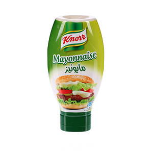 Knorr Real Mayo Plastic Bottle 532ml