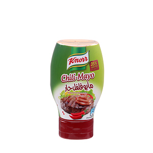 Knorr Mayo Chili Plastic Bottle 295ml