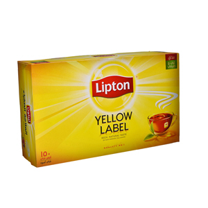 Lipton Yellow Label Tea 2gm × 150'S