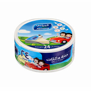 Almarai Kids Triangle Cheese 360Gm
