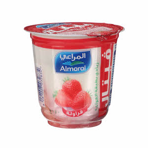 Al Marai Layered Fruit Yoghurt 140Gm