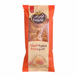 L'Usine Pizza Puff 94Gm