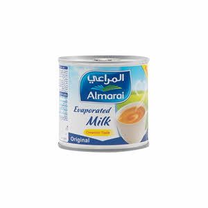 Almarai Evaporated Milk Full Fat 170gm