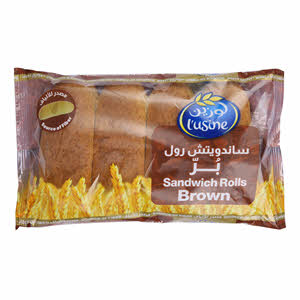 L'usine Sandwich Roll Brown 200gm