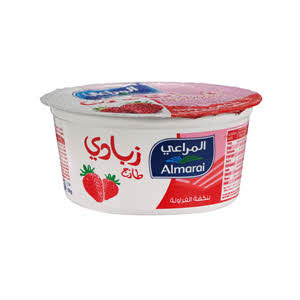 Al Marai Fresh Yoghurt Strawberry 150Gm