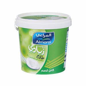 Almarai Fresh Yogurt Full Cream 1Kg