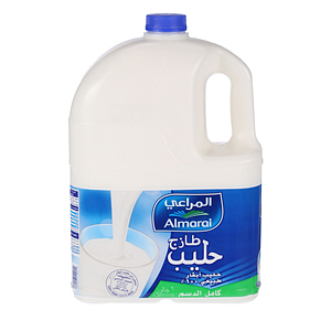 Almarai Fresh Milk Full Cream 1Gallon