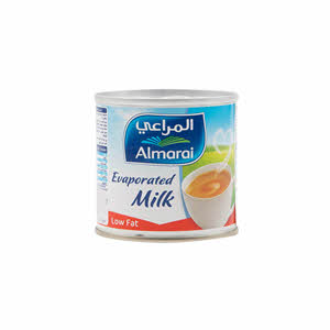 Almarai Evaporated Milk Low Fat 170gm