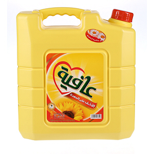 Afia Sunflower Oil 9Ltr