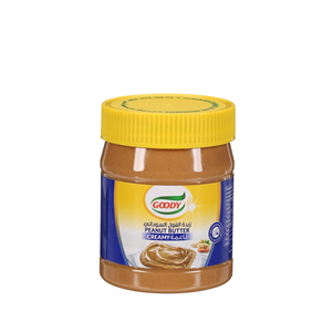 Goody Creamy Peanut Butter 340gm