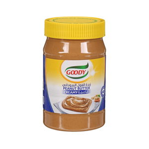 Goody Peanut Butter Creamy 510gm
