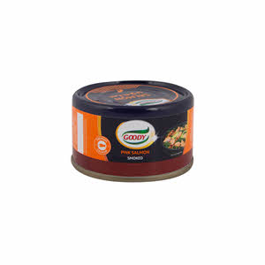 Goody Smoked Pink Salmon 95gm