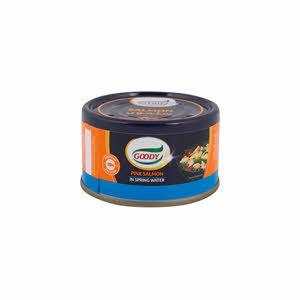 Goody Pink Salmon In Spring Water 95gm