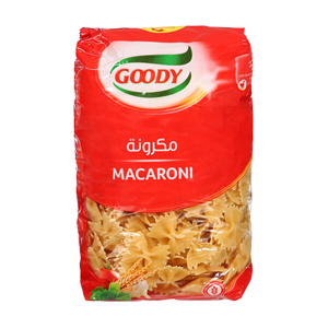 Goody Farfalli Macaroni No.20 500gm