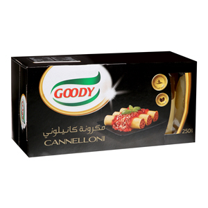 Goody Pasta Cannelloni 250gm