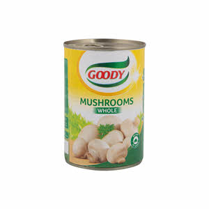Goody Mushrooms Whole 400gm