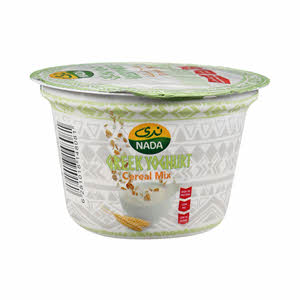 Nada Greek Yoghurt Cereal Mix 160Gm