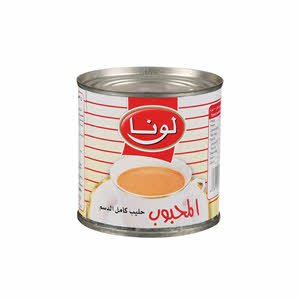 Luna Evaporated Milk 170Gm