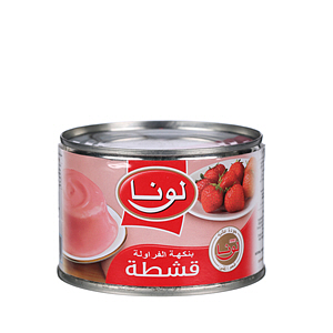 Luna Cream Strawbery 100gm
