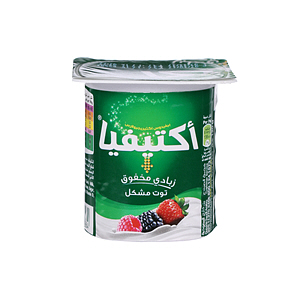Al Safi Danone Activia Flavoured Youghurt Mixed Berry 120gm