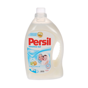 Persil Sensitive Gel Low Foaming 3Ltr