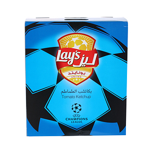 Lay's Chips Ketchup 25gm × 14'S