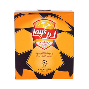 Lay's Chips Cheese 25gm × 14'S