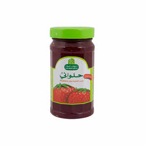 Halwani Strawberry Jam 400m
