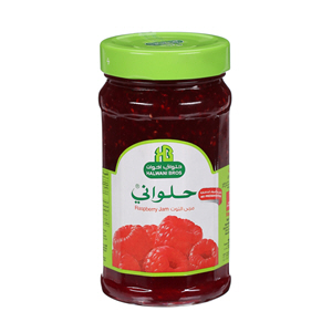 Halwani Raspberry Jam 400gm
