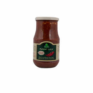 Halwani Ground Red Pepper In Olive Oil 750gm
