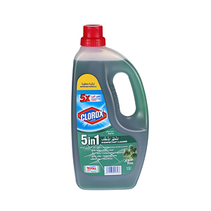 Clorox Disinfectant Cleaner non Bleach Pine 1.5Ltr