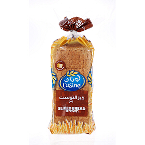 L'Usine Brown Sandwich Bread 600gm