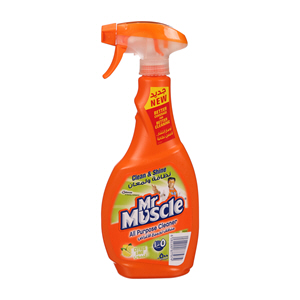 Mr.Muscle All Purpose Cleaner 5In1 500ml