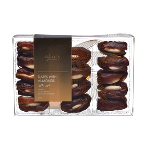 Jomara Dates with Almond 200gm