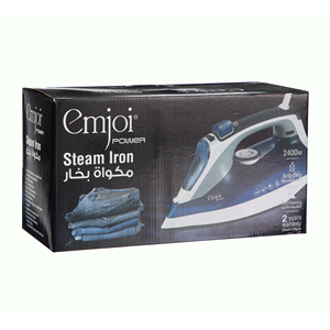 Emjoi Steam Iron 2400W