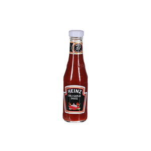 Heinz Hot Sauce Chipotle & Garlic 150ml