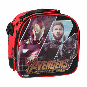 Avengers Trio  Lunch Bag