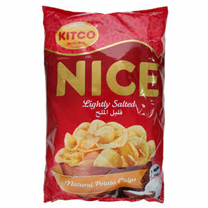 Kitco Nice Chips Assorted 21 x 14Gm