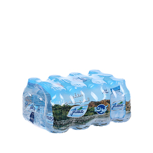 Masafi Water 200ml × 12'S