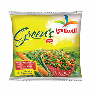 Al Islami Mixed Vegetables 900gm