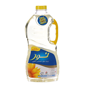 Noor Pure Sunflower Oil 3Ltr
