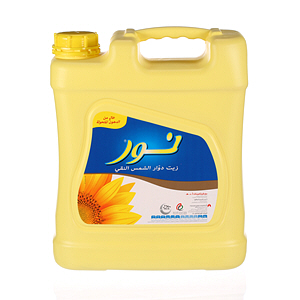 Noor Pure Sunflower Oil 9Ltr