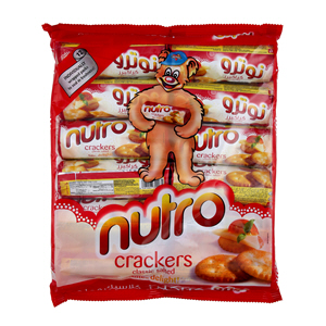 Nutro Tasty Salted Crackers 42gm × 12'S